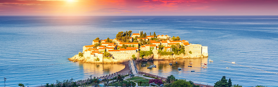 Embassy of Montenegro Dinner Reception with the Ambassador of Montenegro: Discover the Beauty of the Adriatic on Friday, April 7, 2017 at 7:00 PM
