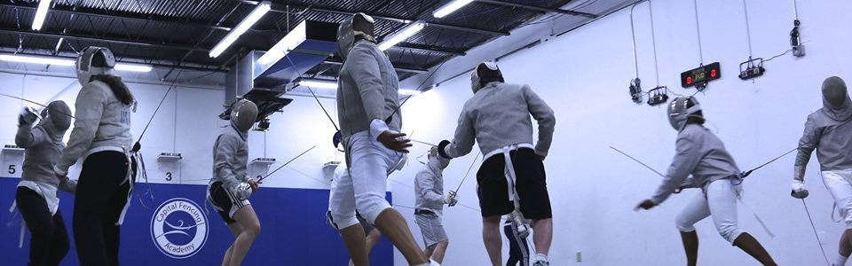 Fencing Lessons: Introduction to the Olympic sport of Sabre Fencing on Saturday, January 25, 2020 at 4:00 PM